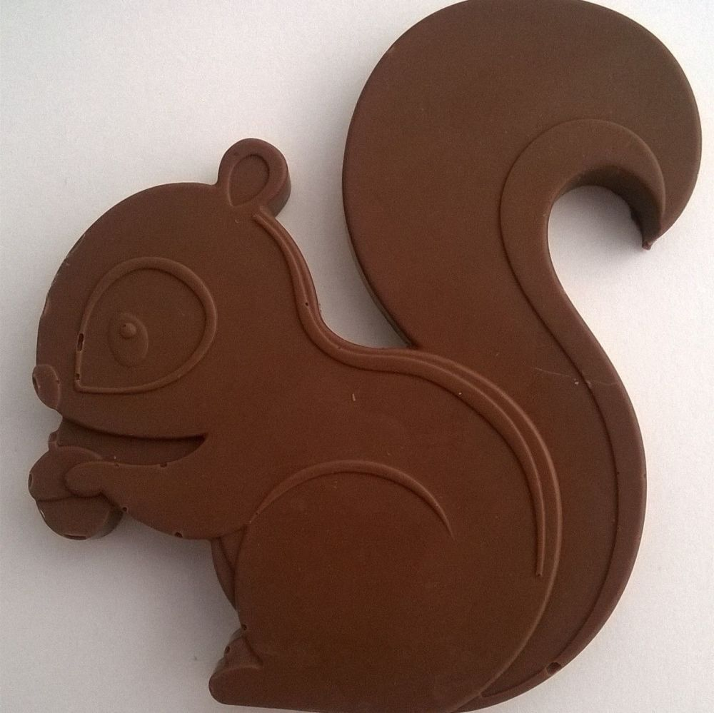 Chocolate Squirrels