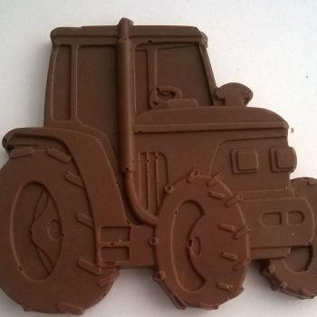 Chocolate Tractors