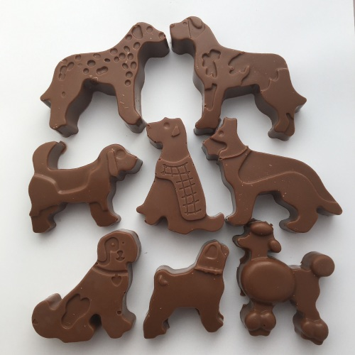 Milk Chocolate Dogs