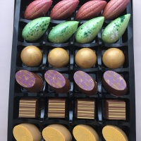 Box of 24 Handmade Caithness Chocolates