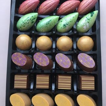 Box of 24 Handmade Caithness Chocolates