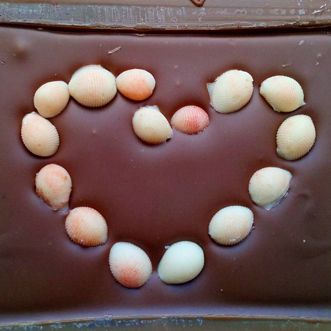 groatie buckie heart chocolate bar