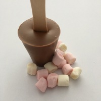 Milk Hot Chocolate Stirrer