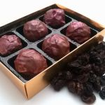 Dark Matter Rum and Raisin Truffles