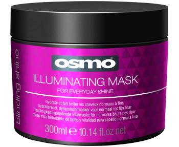 Osmo Blinding Shine Illuminating Mask 300ml