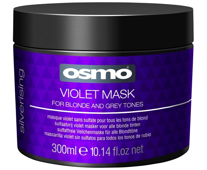 Osmo Silverising Violet Mask 300ml