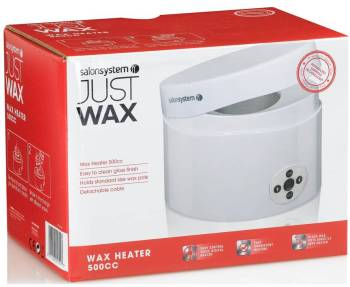 Just Wax Professional Wax Heater