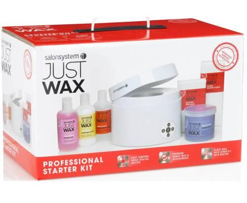 Just Wax Professional Wax Starter Kit