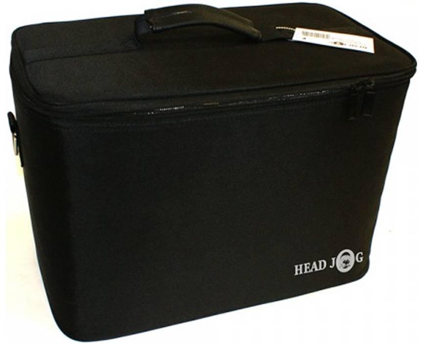 Headjog Equipment Case Black Small