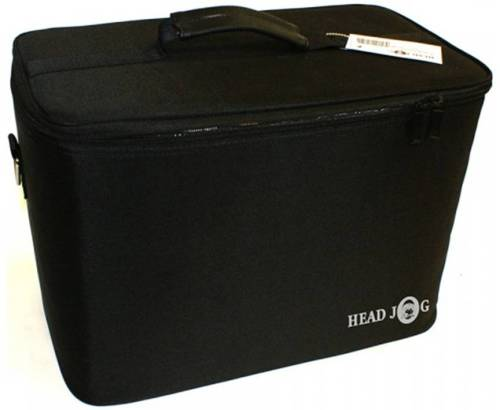 Headjog Equipment Case Black Medium