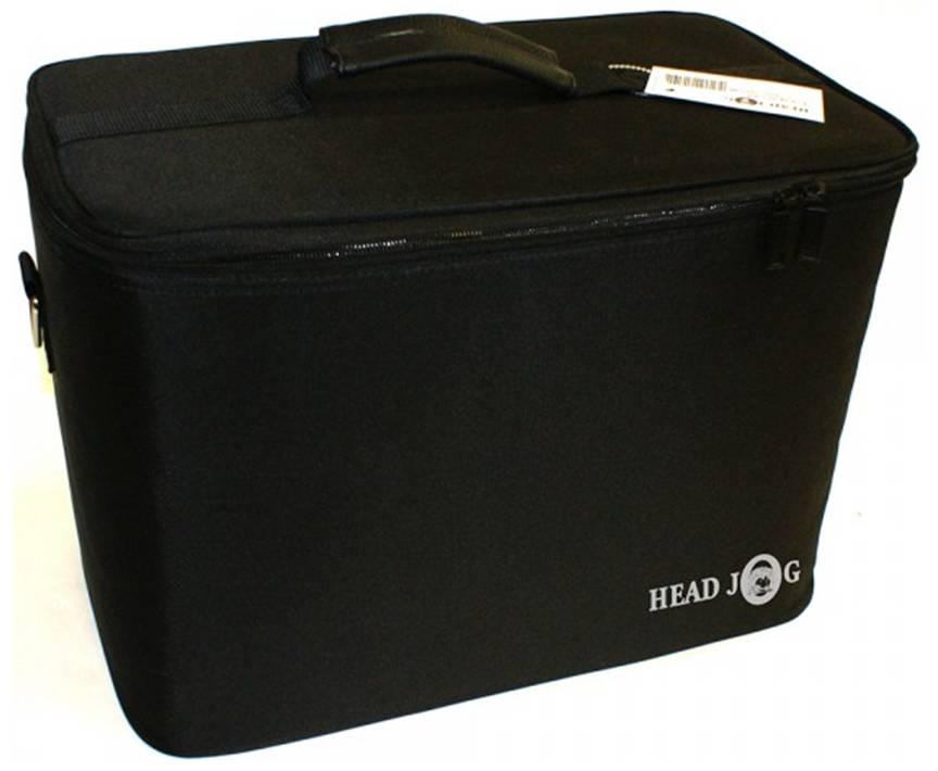 Headjog Equipment Case Black Large