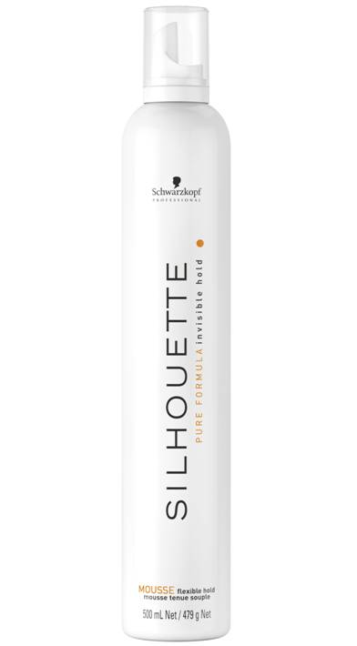 Silhouette Flexi Mousse 500ml