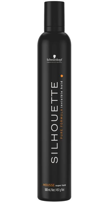 Silhouette Super Mousse 500ml