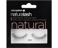Naturalash Strip Lashes 070 Black