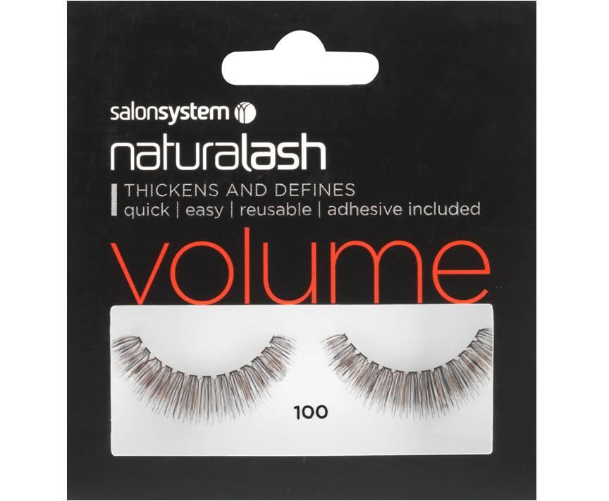 Naturalash Strip Lashes 100 Black