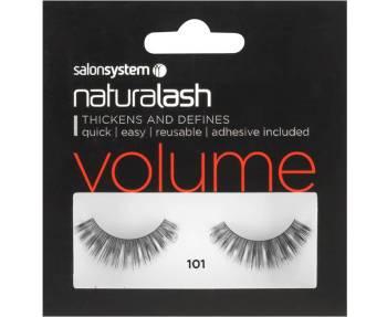 Naturalash Strip Lashes 101 Black
