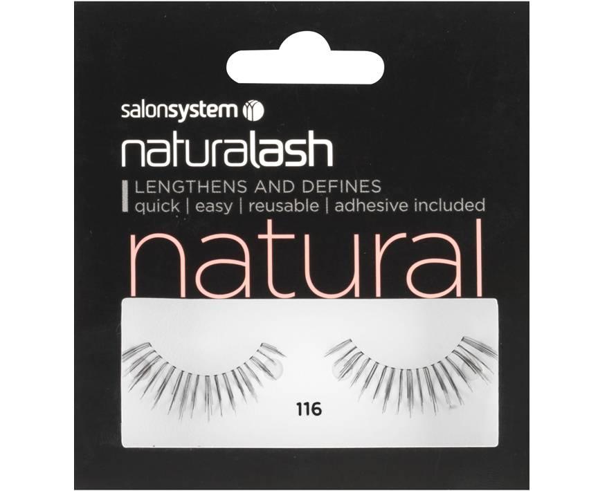 Naturalash Strip Lashes 116 Black