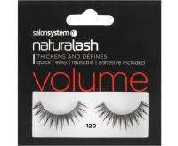 Naturalash Strip Lashes 120 Black