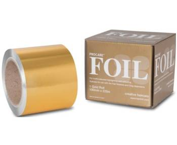 Procare Foil 100mm x 225m Gold