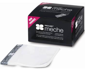 Procare Meche Strips Small 200 Pack