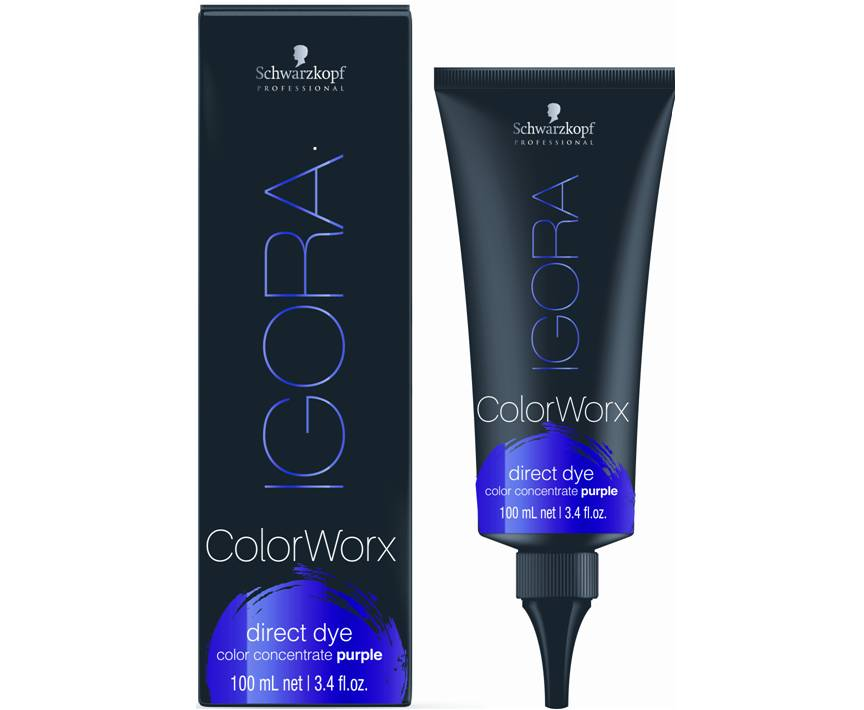 Igora ColorWorx 100ml Purple