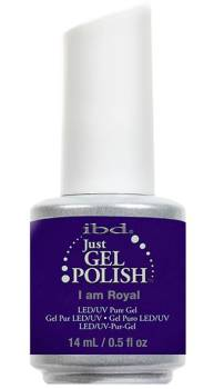 IBD Just Gel Polish I Am Royal 14ml