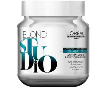 Blond Studio Platinium Ammonia Free Paste 500ml