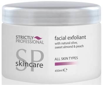 SP Skincare All Skin Types Facial Exfoliant 450ml