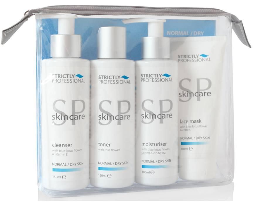 SP Skincare Normal/Dry Kit 4 Pack