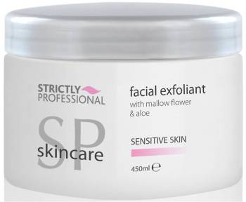 SP Skincare Sensitive Facial Exfoliant 450ml