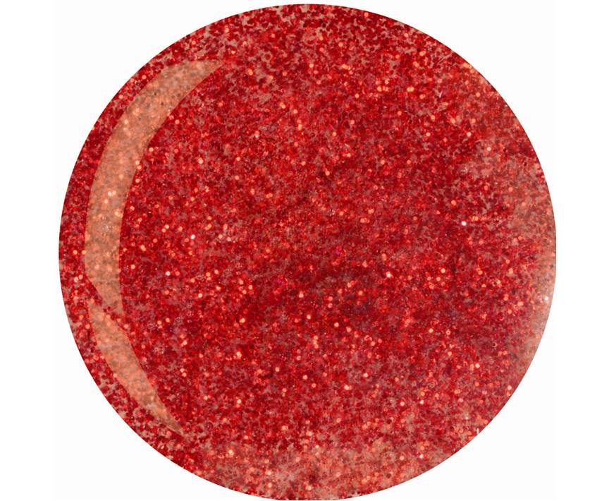 Cuccio T3 LED/UV Gel Ruby Red 28g