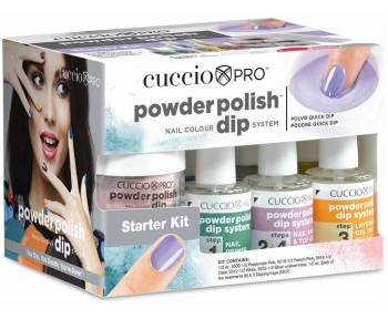 Cuccio Powder Polish Dip System Kit