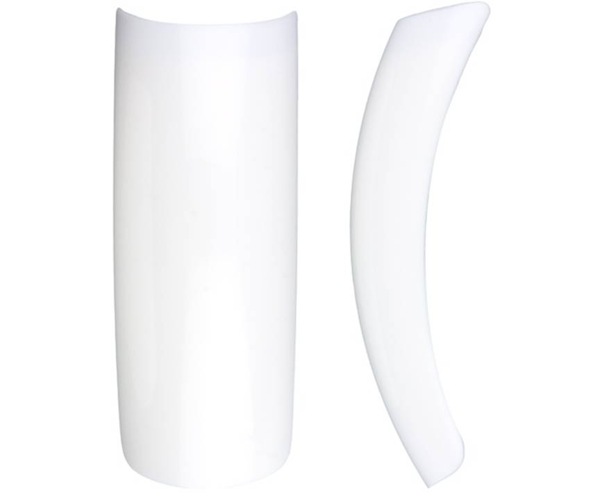 Nail It French White Tips Size 6 50 Pack