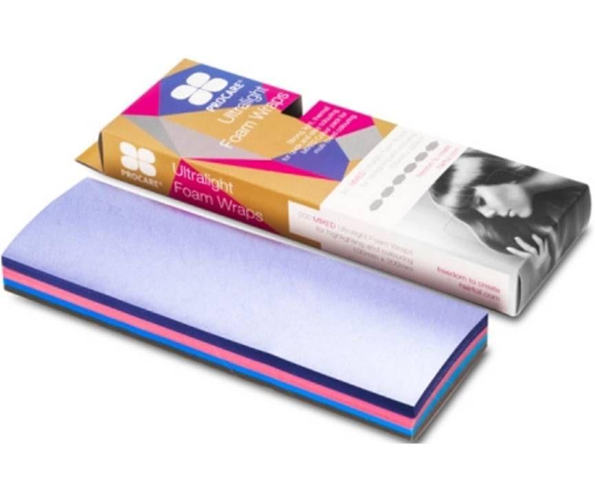 Procare Foam Wraps 200 Pack