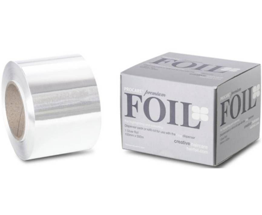 Procare Foil 100mm x 500m Silver