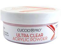 Cuccio Pro Ultra Clear Acrylic Powder Pink 45g
