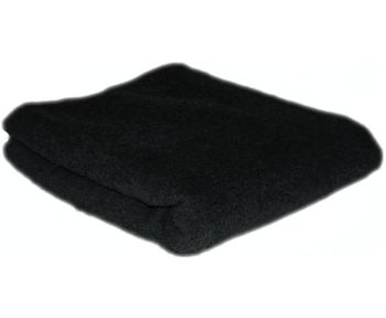 Hairtools Towels Black 12 pack