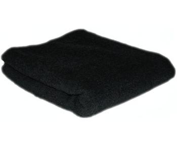 Hairtools Towels Black 12 pack