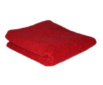 Hairtools Towels Raunchy Red 12 Pack