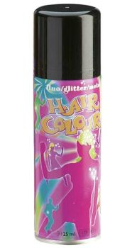 Sibel Color Spray Black 125ml