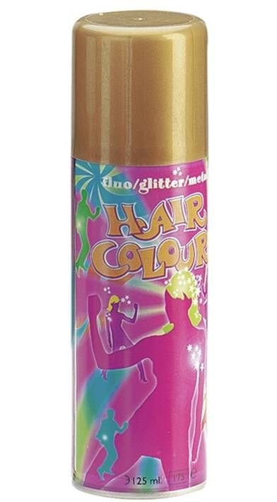 Sibel Color Spray Gold 125ml