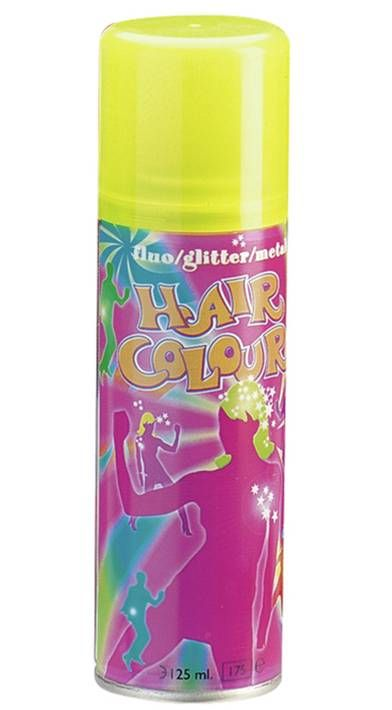 Sibel Color Spray Yellow 125ml