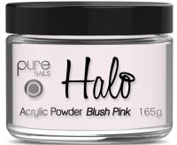 Halo Acrylic Powder Blush Pink 165g