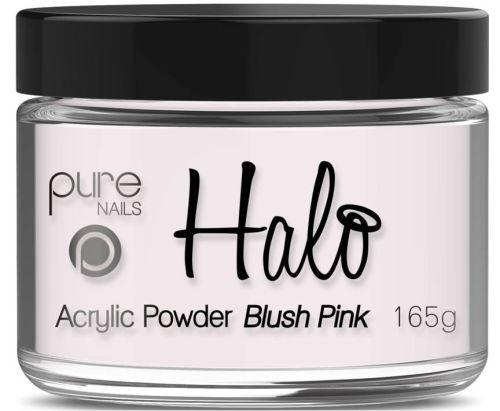 Halo Acrylic Powder Blush Pink 165g