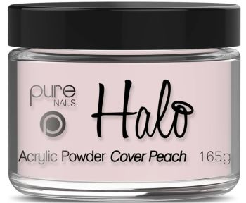 Halo Acrylic Powder Cover Peach 165g