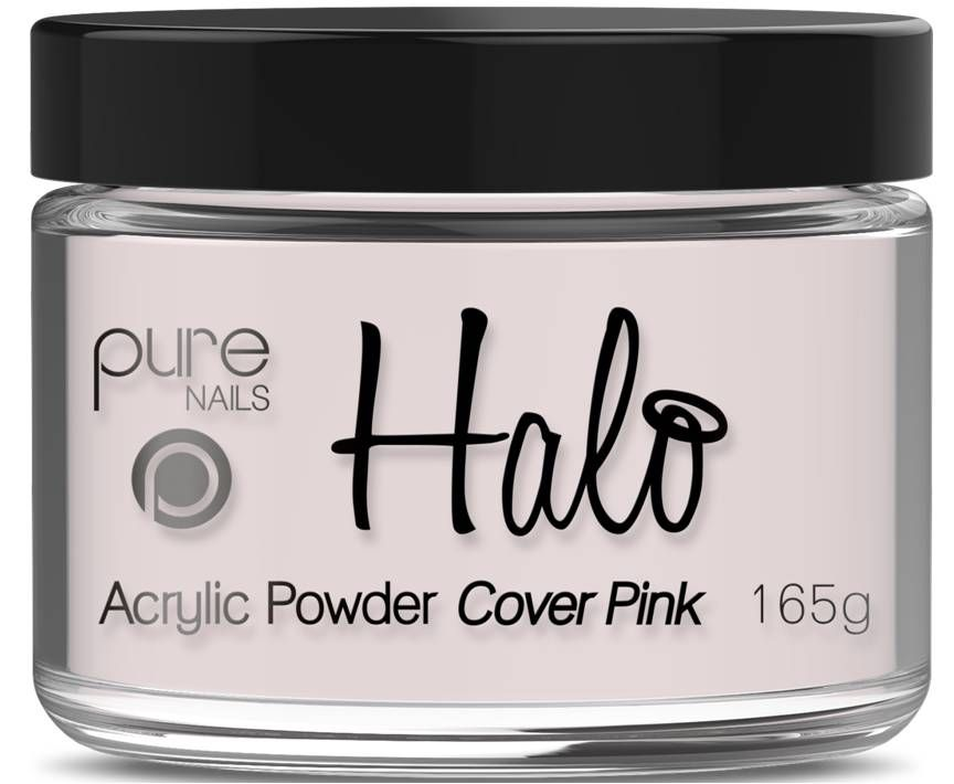 Halo Acrylic Powder Cover Pink 165g