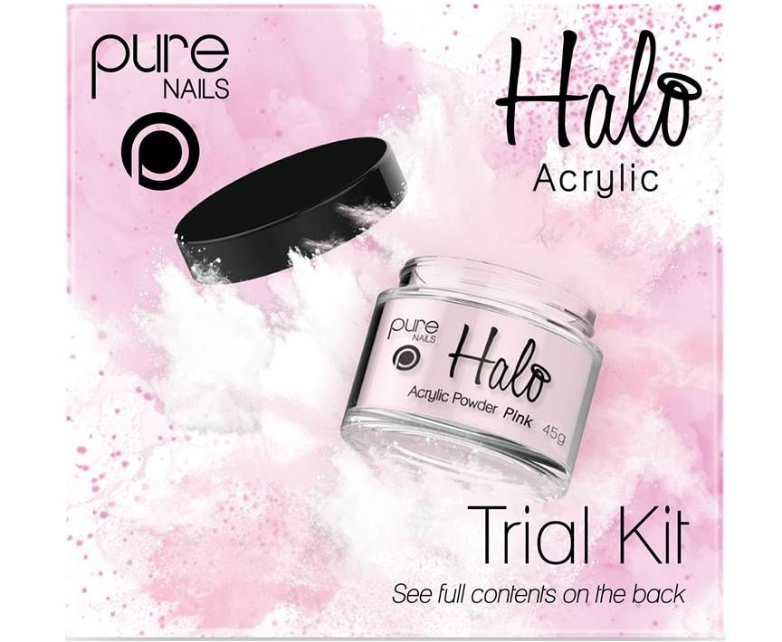 Halo Acrylic Trial Kit