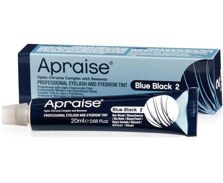 Apraise Eyelash & Eyebrow Tint No.2 Blue Black 20ml