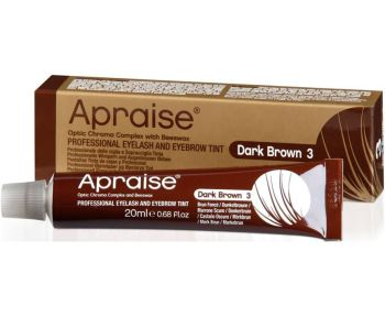 Apraise Tint No.3 Dark Brown 20ml