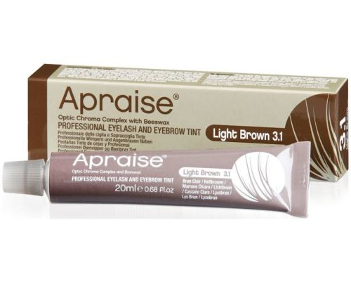 Apraise Tint No 3.1 Light Brown 20ml